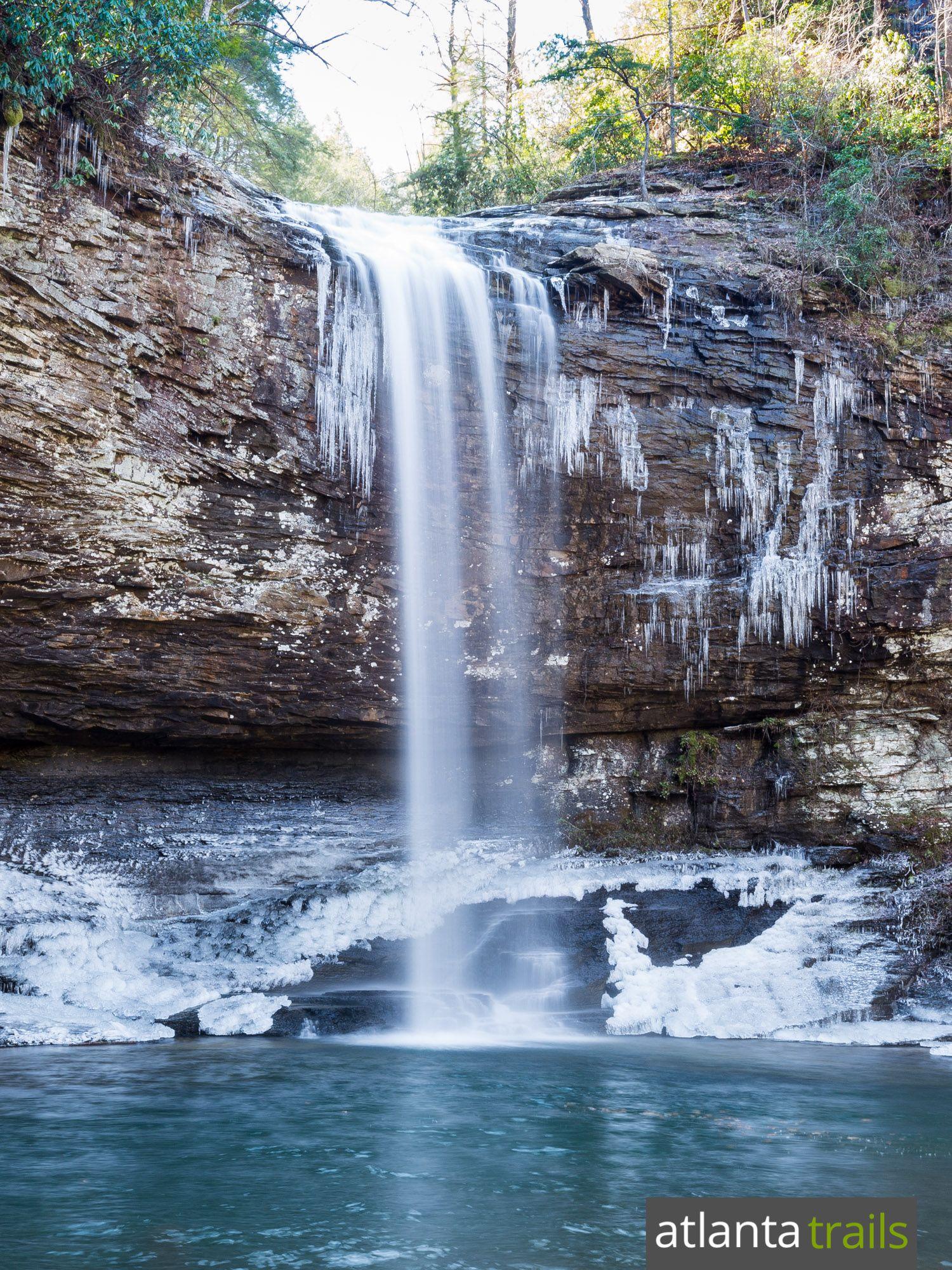 Apalachee River Georgia Waterfall