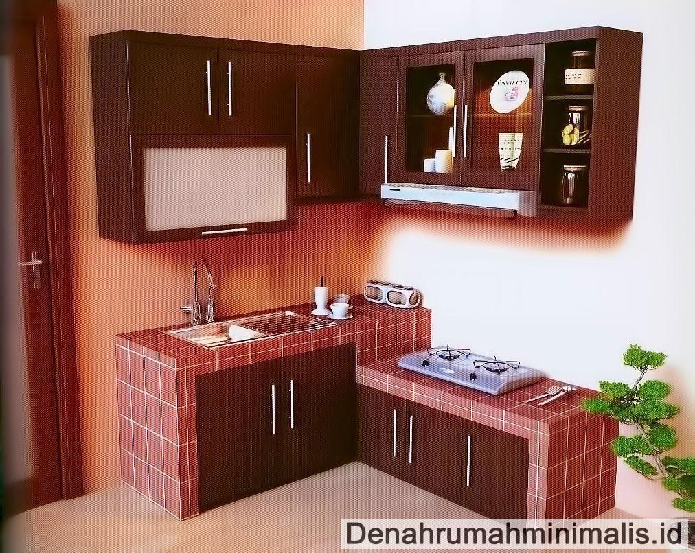 Desain Dapur Minimalis Sederhana Type 36  ide rumah  Pinterest