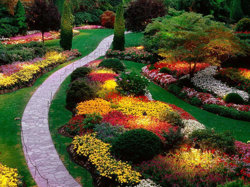 Small Perennial Garden Designs Perennial Garden Low Cost Garden