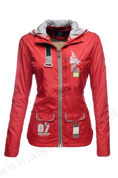Bogner Ski Jacket Military Style