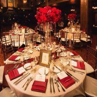 Elegant table setup | Weddings
