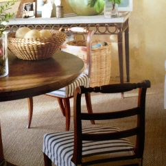 Dining Chair Fabric Seat Covers Folding Picnic Chairs Homebase Perfect With No Frills Nicely Tailored