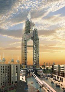 Trump International Hotel Tower Dubai