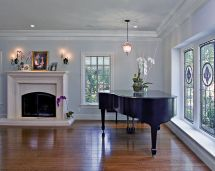 Tudor Revival Interior Design