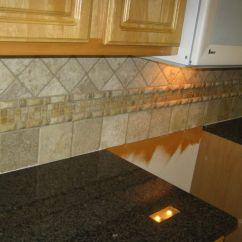 Kitchen Backsplash Patterns Cabinet Restoration Tile With Tropic Brown Granite