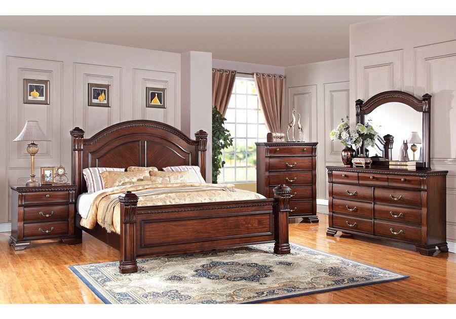 Isabella 5 PC Queen Bedroom Bedroom Sets Pinterest