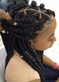 jumbo-box-braids-4  | Pinteres