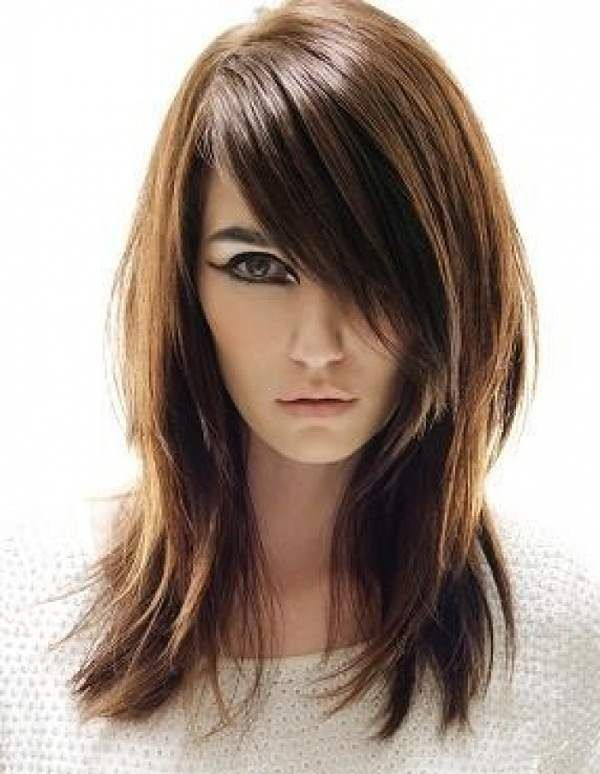 Medium Length Hairstyles With Long Layers Hair And Other Pretty