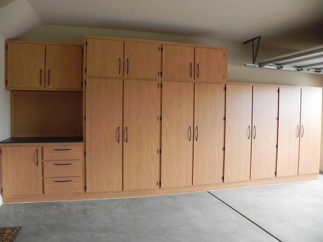 Download diy garage cabinets plans
