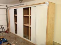 DIY Garage Storage - Heavy Duty Storage. Building garage ...