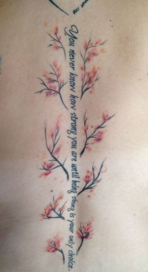 20 Cherry Tattoos With Quotes Ideas And Designs