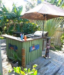 Pallet Tiki Bar Ideas Bars