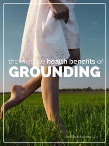 Walking Barefoot Health Benefits