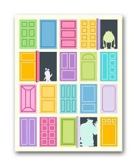 Image result for monsters inc doors | Art | Pinterest ...