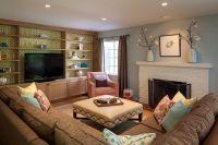 family room  Kelly Scanlon Interior Design   TV Rooms ...