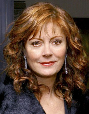 Susan Sarandon So Feminine And Maternal She Will Always Be