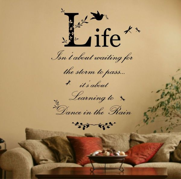 Trending Wall Art Quotes Decals Home Decor Family