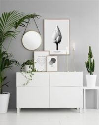 Scandinavian style interiors, Scandinavian living ...