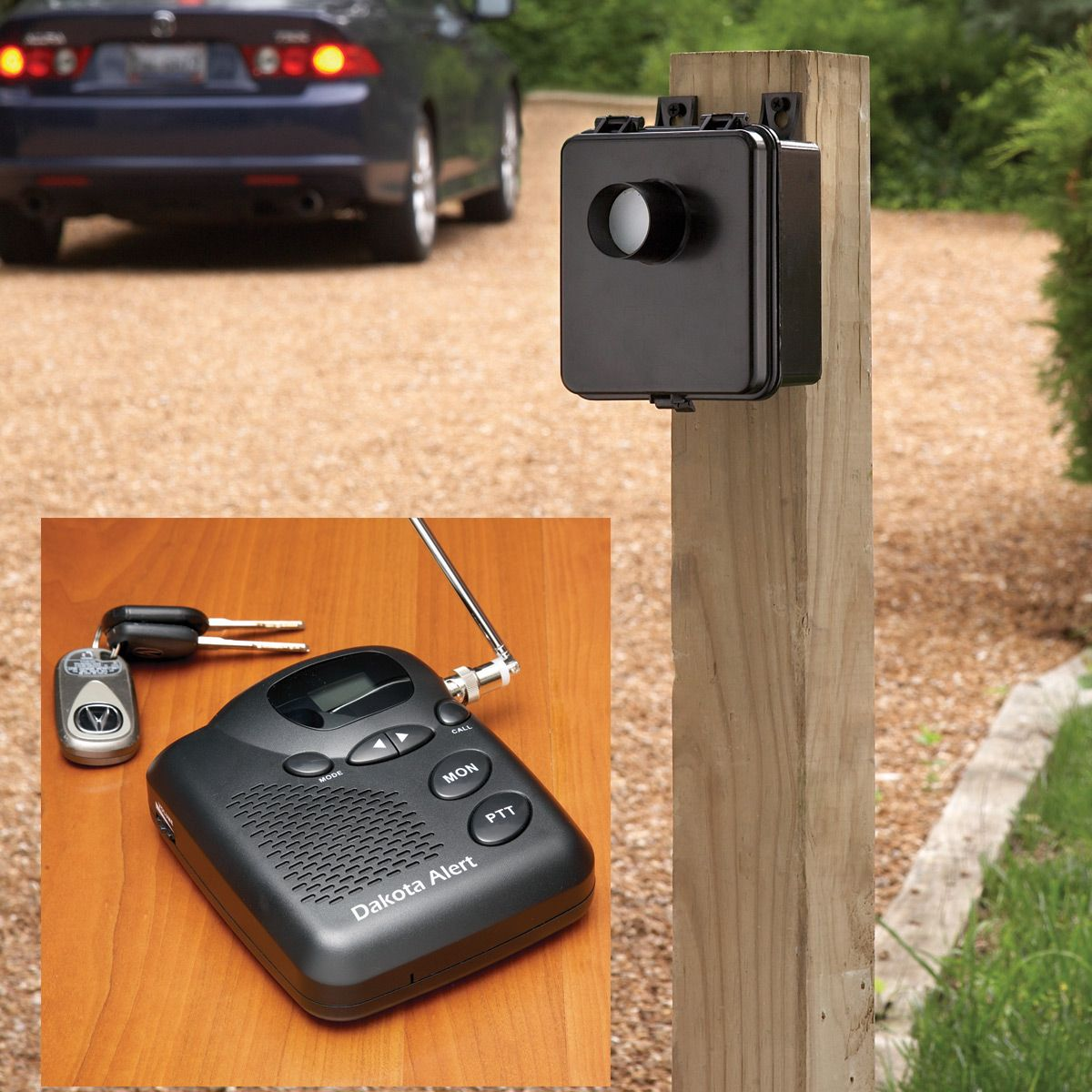 Driveway Security Camera