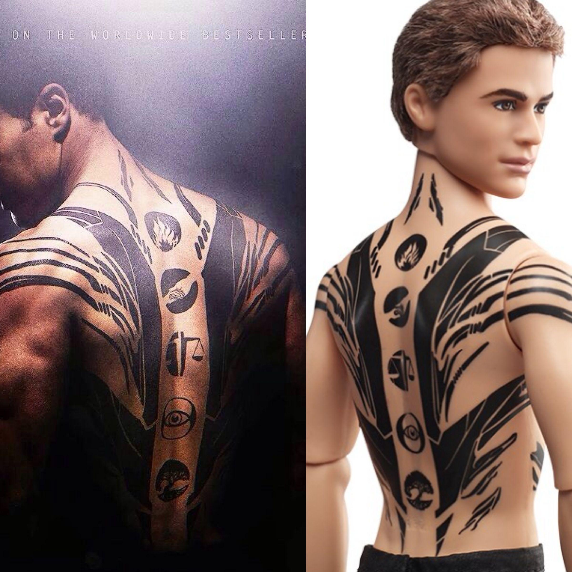 Divergent Four Tattoo  Google Search Fashion