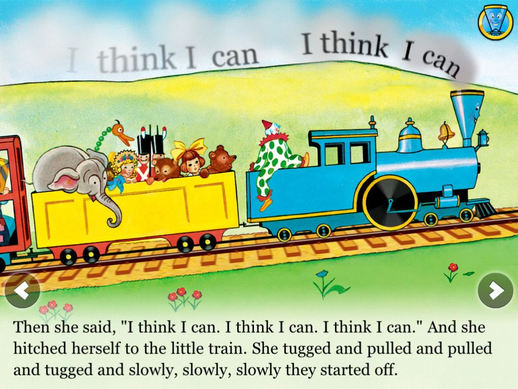 Little Engine That Could Clip Art