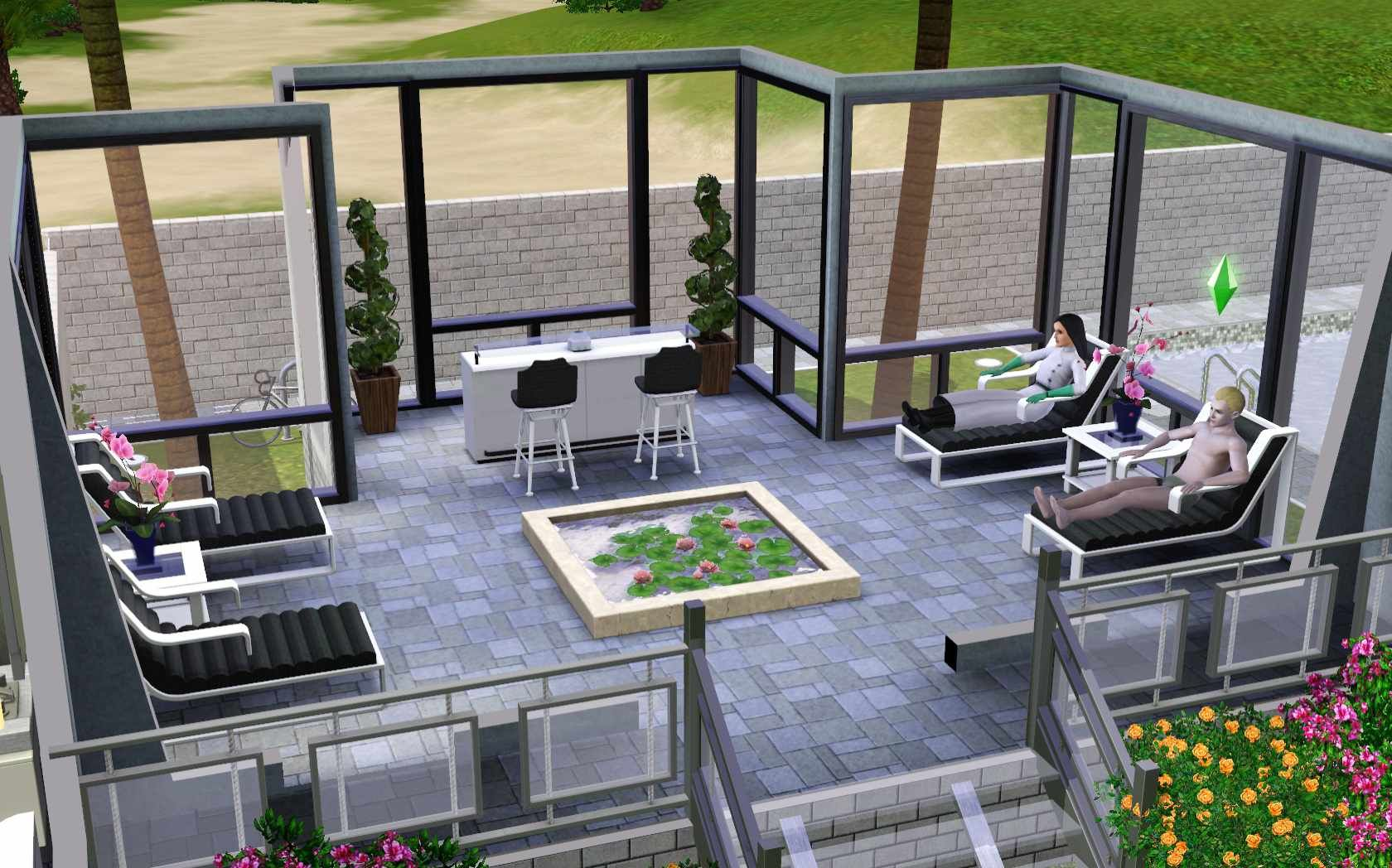 The Sims 3 Home Building And Design Video Game Designs