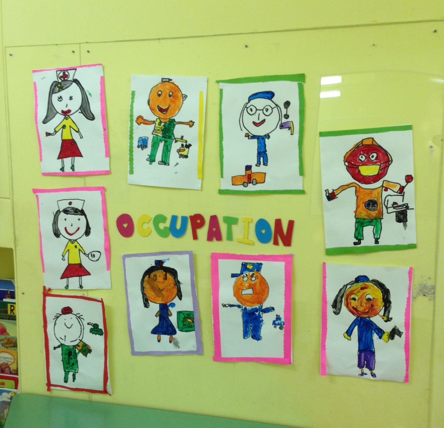 Occupation Art And Craft