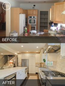 Before and After Kitchen Ideas