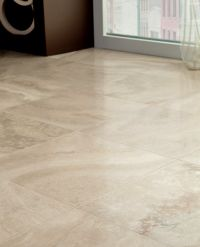 CARACULLA COLLECTION - FLOORS Avorio colour Marble look ...