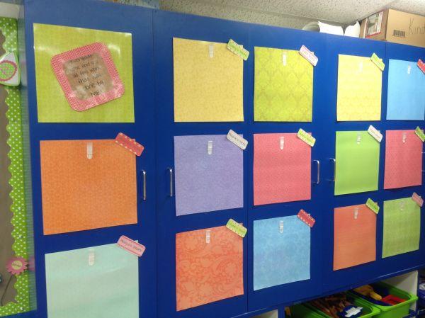 Kindergarten Classroom Decor Art And Class Work Display Kinder