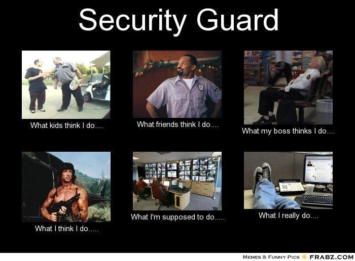 Security Guard I