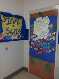 Anti-Bullying door decoration! | School Ideas | Pinterest ...