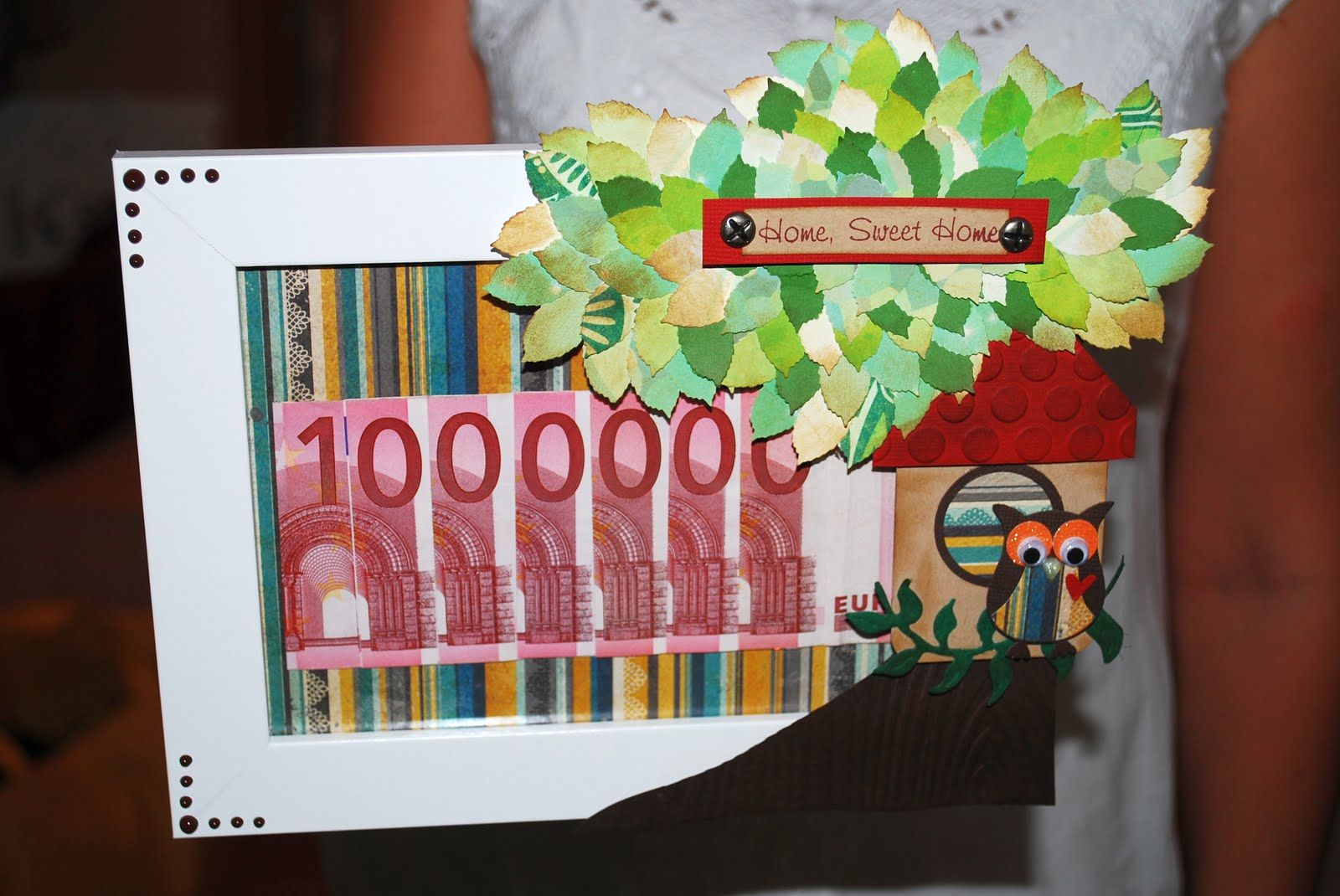 Geschenk Hochzeit Geld Verpacken Hochzeitsgeschenk Geld In Rahmen