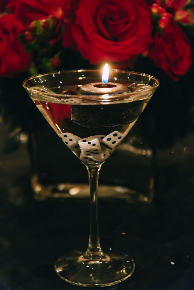 Martini Glass Candles Home Design Ideas