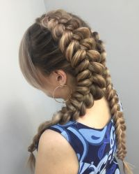 25 Cool Pigtails Hairstyles  From Dutch and French Braid ...