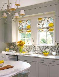 Small kitchen update: Modern-retro material for Roman ...