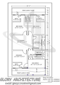 30x60 house plan G 15 islamabad house map and drawings ...