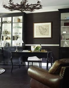 Interiors also best of black and white rooms exterior design rh za pinterest