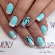 nail art #1043