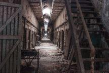 Haunted Prison Tours Put Boredom Bars