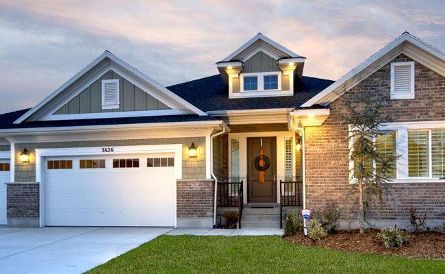 Home Designs Ivory Homes Homes In Utah Custom Home