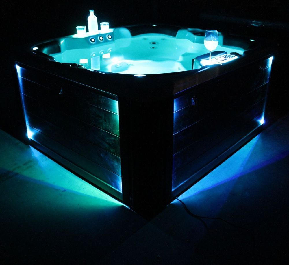 Jacuzzi SPA Hot Tub Whirlpools W180S NEW 34 Pers Outdoor  Indoor Whirlpool  Jacuzzi Hot
