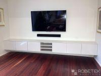 CUSTOM FLOATING TV UNITS  Floating TV units are a stylish ...