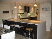 Condo Kitchen Designs for Modern Contemporary : White ...
