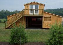 Monitor Style Pole Barn Houses