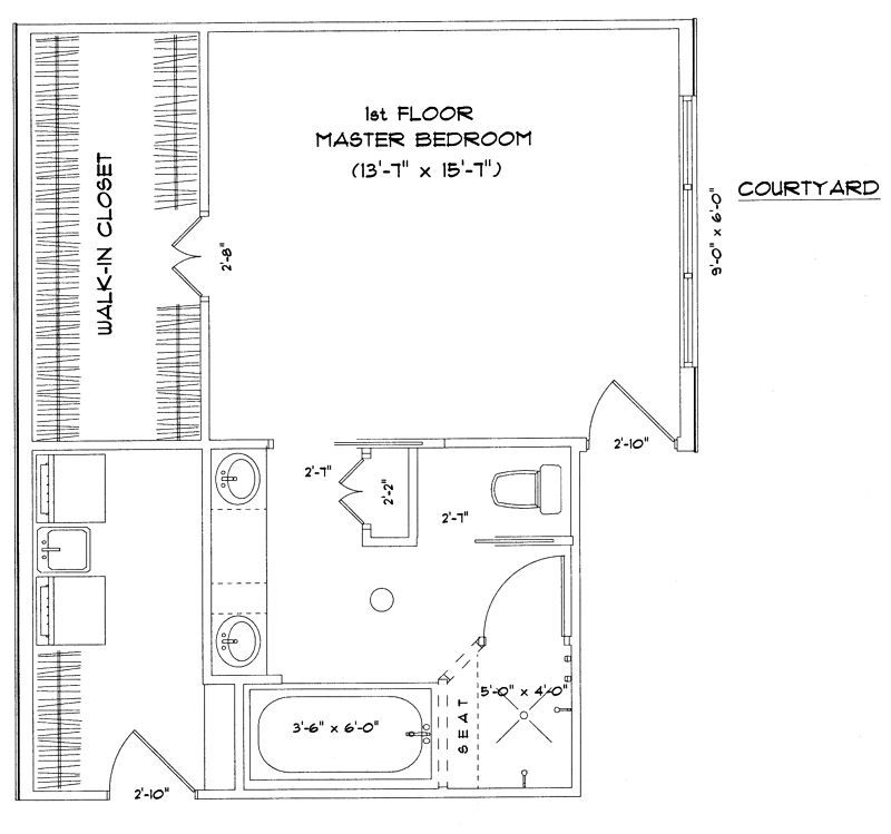 Master Suite Floor Plans; Enjoy Comfortable Residence with