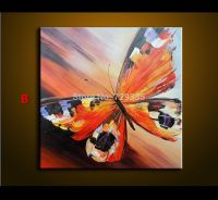 Butterfly Artwork On Canvas | www.pixshark.com - Images ...