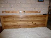 homemade headboards for king size beds | king size bed ...