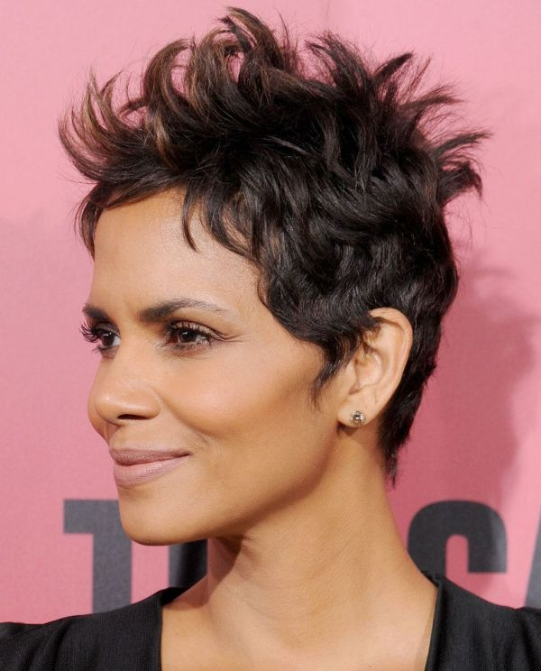 Female Faux Hawk Hairstyles - Year of Clean Water