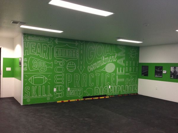 Agreeable Custom Wall Media Centers Mounted Full Murals Decals Oak Grove Center For Education, Treatment And The Arts By